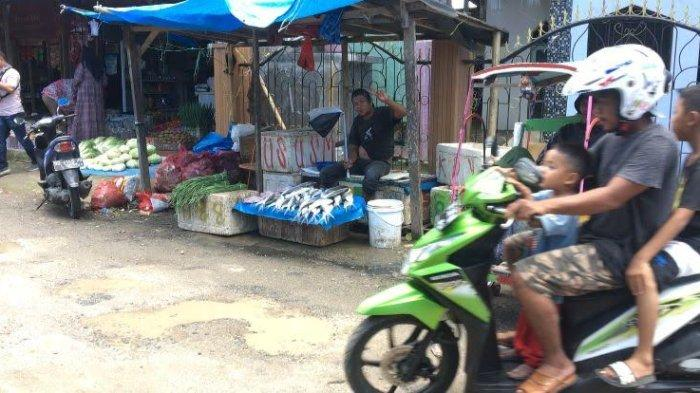 Pedagang Kios Pasar Sentral Bulukumba Resah, Kerap Kemalingan Padahal Rutin Setor Uang Keamanan
