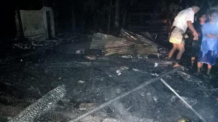 Korban Kebakaran di Desa Padaidi dan Kelurahan Pallette Butuh Bantuan Bangun Rumah