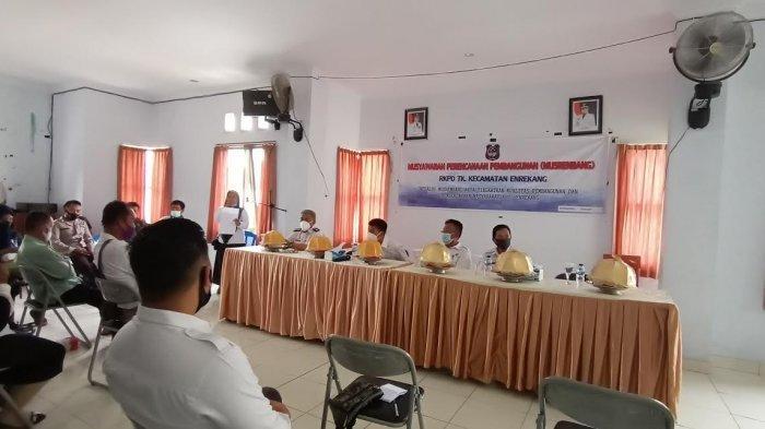 Musrenbang RKPD 2022, Camat Enrekang Minta Perbaikan Akses Jalan