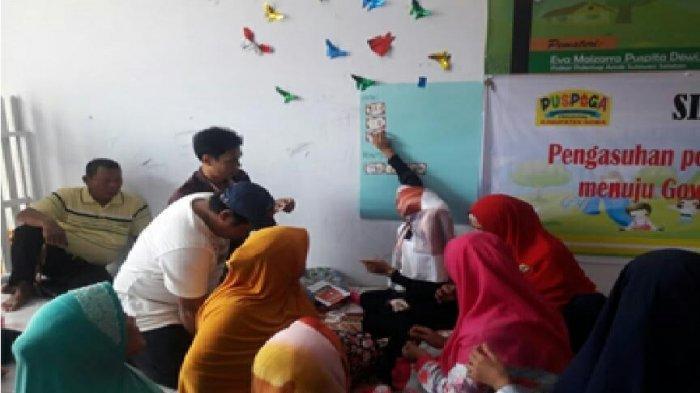 Program Sikola Amma Bapa' Diklaim Turunkan Angka Kekerasan Anak di Gowa