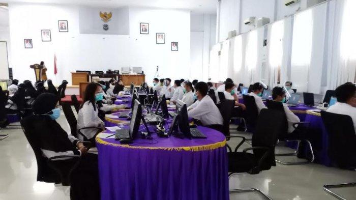 BKPSDM Enrekang Usulkan 786 Formasi ke Kemenpan, 705 Jatah PPPK dan 81 CPNS