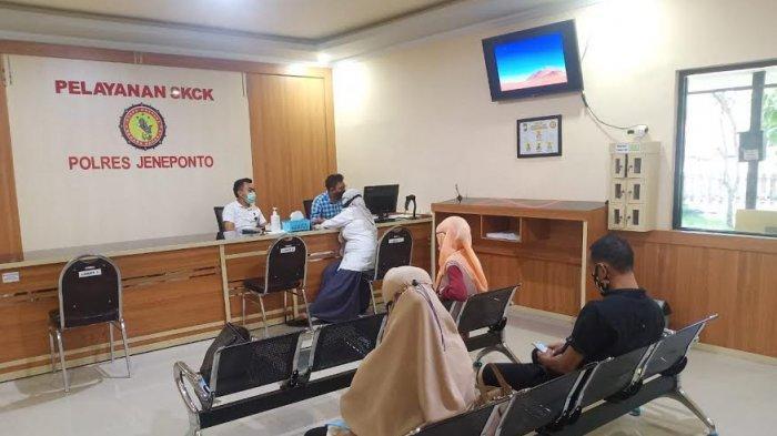 Peringati Hari Kartini, Polres Jeneponto Gratiskan Pengurusan SKCK
