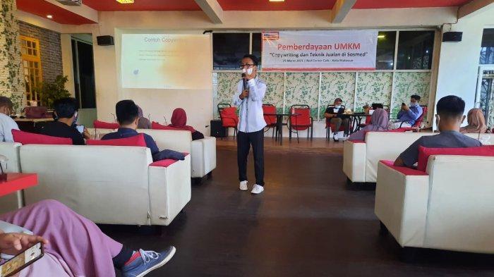Alfamart Edukasi UMKM Makassar Agar Jualan Laris Manis