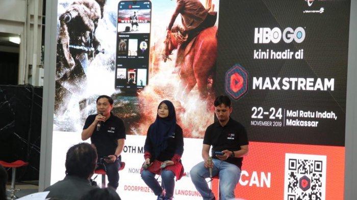 Paket HBO GO Lewat MAXstream Telkomsel Mulai Rp 60 Ribu