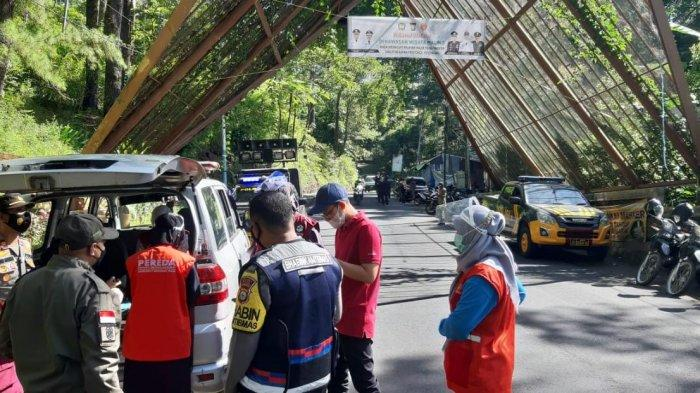 Wisatawan Ingin ke Malino Bakal Diperiksa dan Diswab Antigen