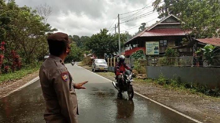 Turun Level 3, Pemeriksaan di Pos PPKM Tana Toraja Dilonggarkan