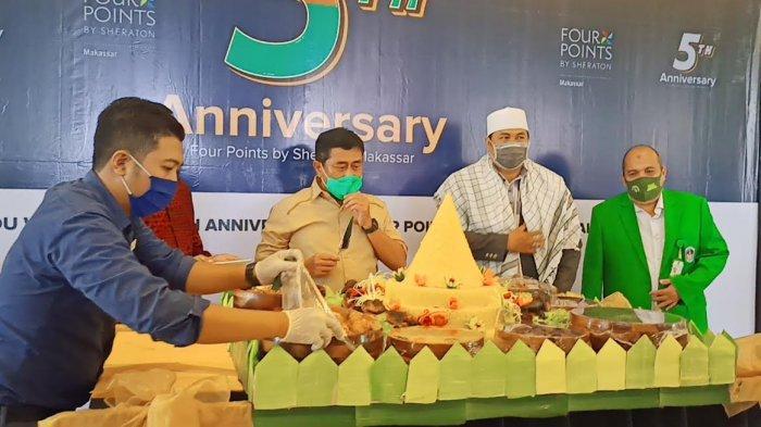 Anniversary ke-5, Banjir Promo di Hotel Four Points by Sheraton Makassar