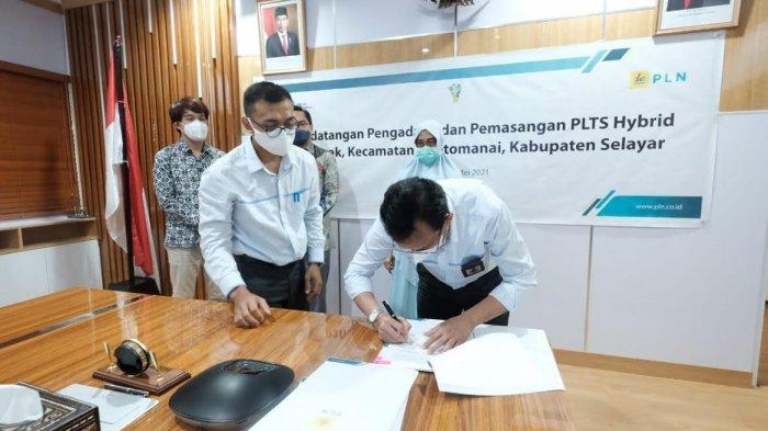 Sulsel Bakal Punya PLTS Hybrid di Selayar, PLN Siapkan Investasi Rp39 Miliar