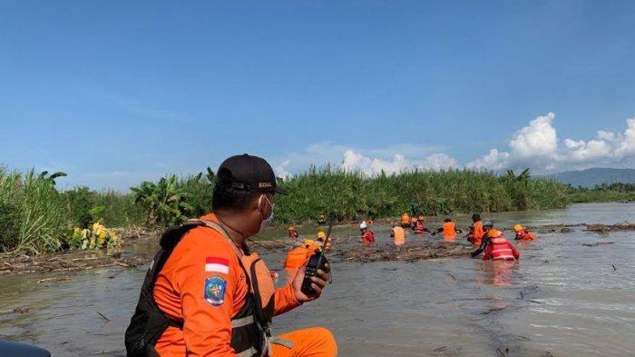 Belum Ditemukan, Pencarian Korban Tenggelam di Sungai Rongkong Luwu Utara Dihentikan