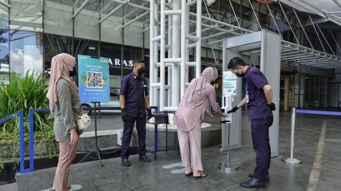 MaRI dan Nipah Mal Pastikan Protokol Kesehatan Tetap Diberlakukan Jelang Idul Fitri