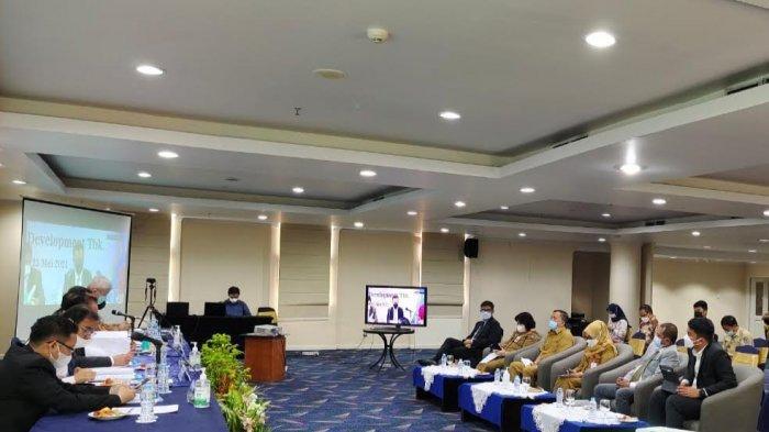Komisaris Baru GMTD, Maqbul Halim Wakili Pemkot Makassar