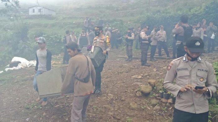 Penjelasan Camat Tinggimoncong Terkait Eksekusi Lahan di Kelurahan Pattapang