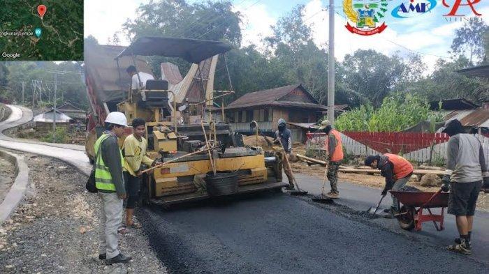 Panjang 10,8 Km, Anggaran Perbaikan Jalan Poros Toraja Mamuju Rp58,5 M