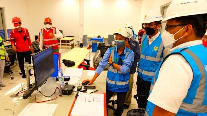 Pembangunan PLTU Sulsel Barru-2 Rampung 90%