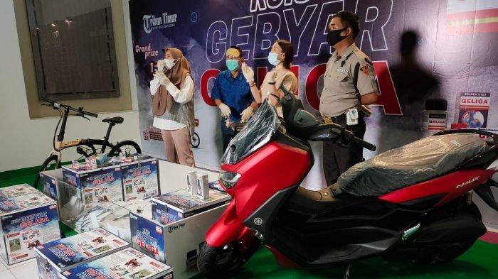 5 Warga Makassar Kembali Dapat Hadiah Mingguan Rp 500 Ribu dari Geliga