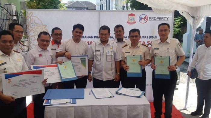 Sinergi Pemkot Makassar, IMB Property PSU 2 Perumahan