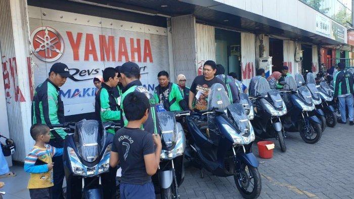 Yamaha Bikin Program Khusus Driver Ojol, Lexi Paling Diminati