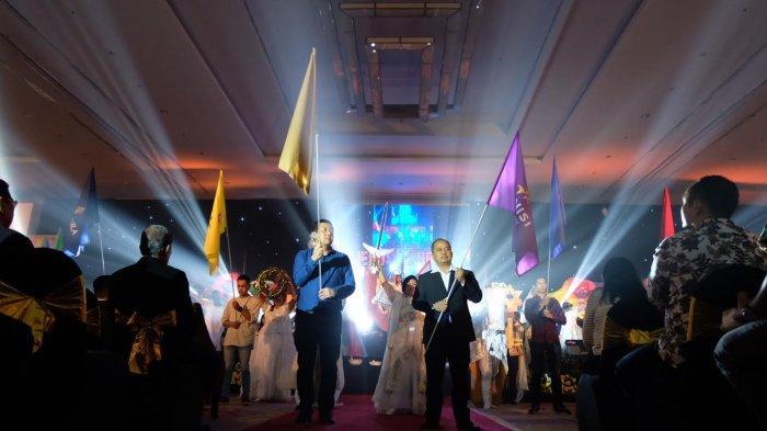 PHI Sukses Gelar Perayaan Natal di Sandeq Ballroom Hotel Claro