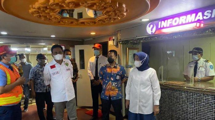 KMP Dharma Kencana Buka Rute Garongkong Barru-Pacirang, Intip Fasilitasnya