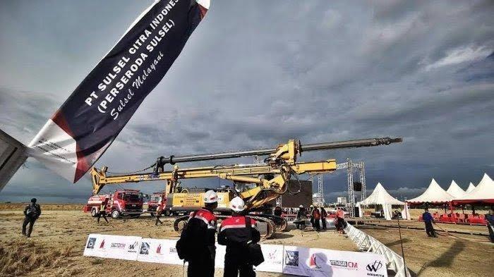 Proyek Twin Tower Langgar Aturan, Distaru Makassar Tegur PT Waskita Karya