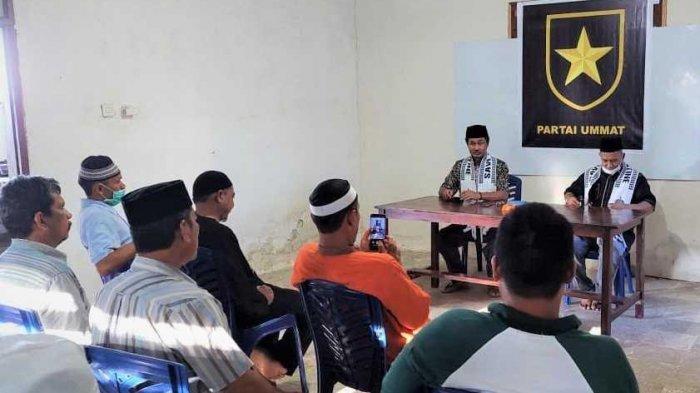 Muhammad Said Pimpin Partai Ummat Luwu, Sudah Bentuk Pengurus di 18 Kecamatan