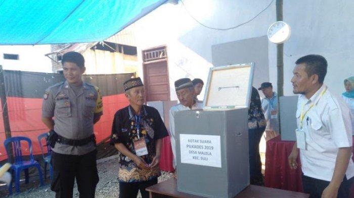 Pilkades Serentak 91 Desa di Luwu Gunakan Sistem e-Voting