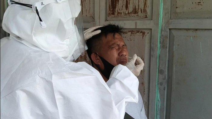 Tak Punya Surat Keterangan Bebas Covid, Pemudik di Maros Bakal Jalani Rapid Test