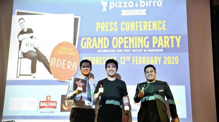 FOTO: Grand Opening Party Pizza e Birra Sports Bar di Mal PiPo - suasana-press-conference-grandss.jpg