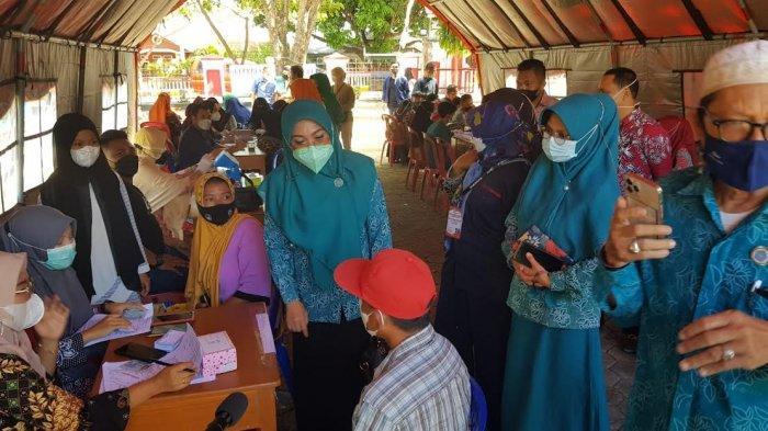 PKK Jeneponto Gelar Vaksinasi Massal