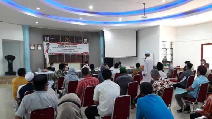 Safari Ramadan Ditiadakan di Luwu Timur, Bupati Budiman Pilih Safari Masjid