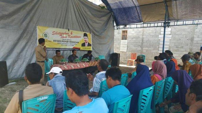 Reses di Madani dan Maramba, Begini Curhat Warga ke Anggota DPRD Luwu Timur