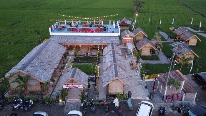 Foto Drone; Rumah Makan Tepi Sawah Sidrap - suasana-rm-tepi-sawah-sidrap-terekam-menggunakan-kamera-drone-tribun-timur-5.jpg