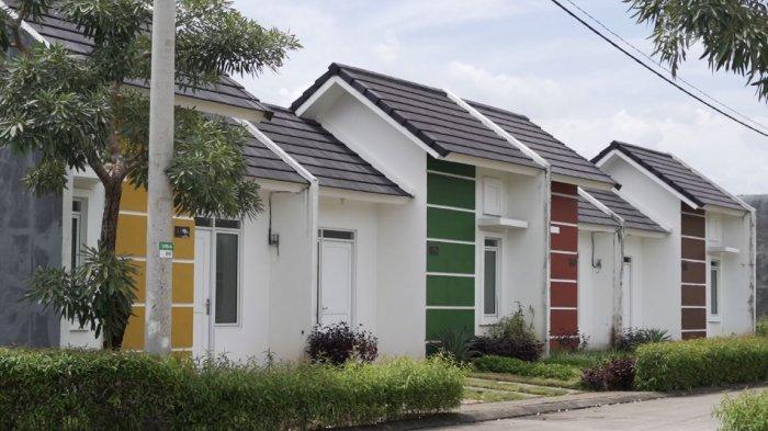 Suasana rumah di Distrik Lavanya