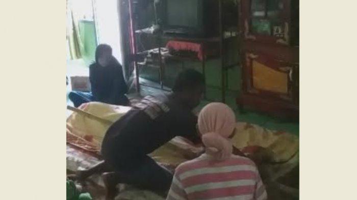 Sebelum Ditemukan Tewas Gantung Diri, Tamir Sempat Antar Anaknya ke Sekolah