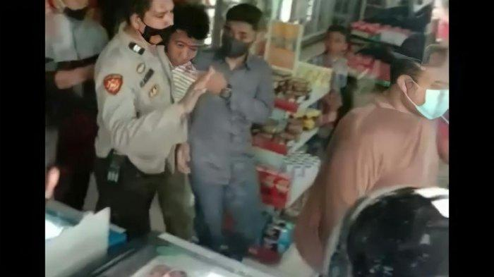 Hendak Mencuri Kotak Amal, Satu Pemuda di Takalar Ditangkap Polisi