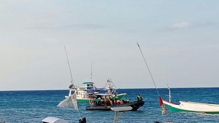 ASP Sebut Keberadaan Personel Polair di Pulau Kodingareng Mengintimidasi Nelayan