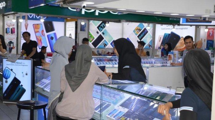 Berikut Smartphone Terlaris di TSM Makassar