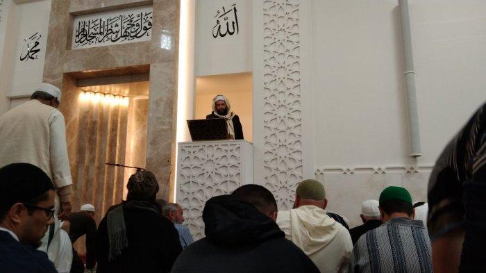 Jejak Islam di Australia, Masjid Condell Park Tak Tampak Masjid, Gaji Petugas Rp300 Ribu Per Jam