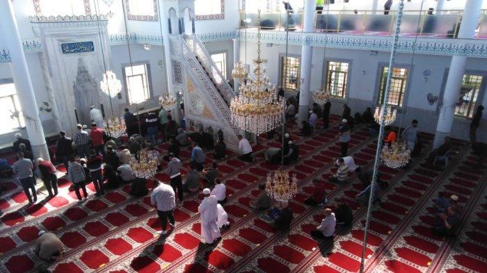 Bangunan Masjid Bertaburkan Cahaya Islam dan Bergaya Ottoman di Masjid Auburn Gallipoli Australia