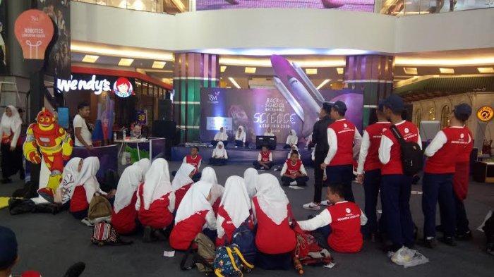 Ratusan Peserta Ramaikan Science & Edu Fair 2019 di TSM Makassar