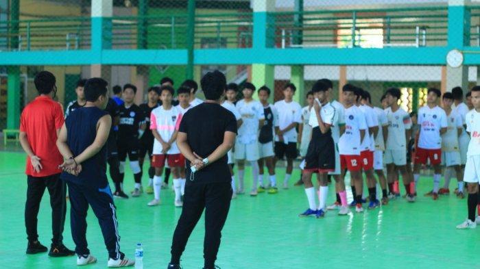 AFK Palopo Seleksi Puluhan Pemain untuk Pra Porprov