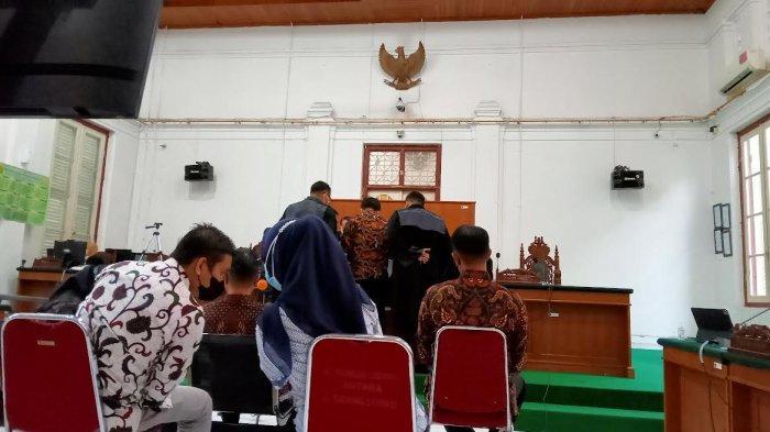 Enam Saksi Dihadirkan Sidang Lanjutan Nurdin Abdullah, 1 Mantan Pejabat, 2 Ajudan dan 3 Pegawai Bank