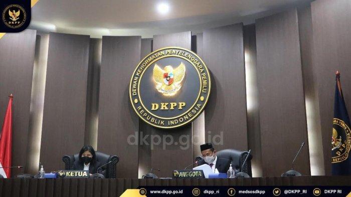 DKPP Pecat Anggota KPU Maros Mujaddid, Syaharuddin Hanya Sanksi Peringatan