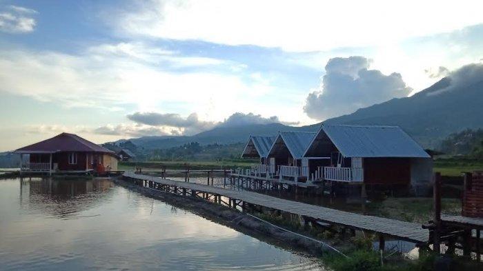 Nginap di Villa Anastasia Mamasa hanya Rp250 Ribu/Malam, Nikmati Suasana Pedesaan di Tengah Sawah