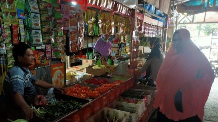 Jelang Idulfitri, Harga Cabai Rawit di Pasar Mattirowalie Barru Rp55 Ribu/Kg