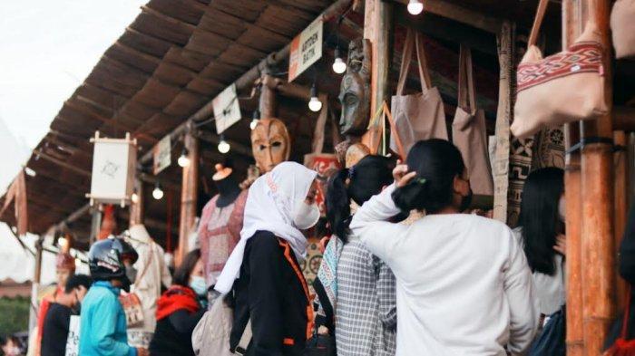 Penjualan Produk UMKM di Toraja Highland Festival Capai Rp 243 Juta