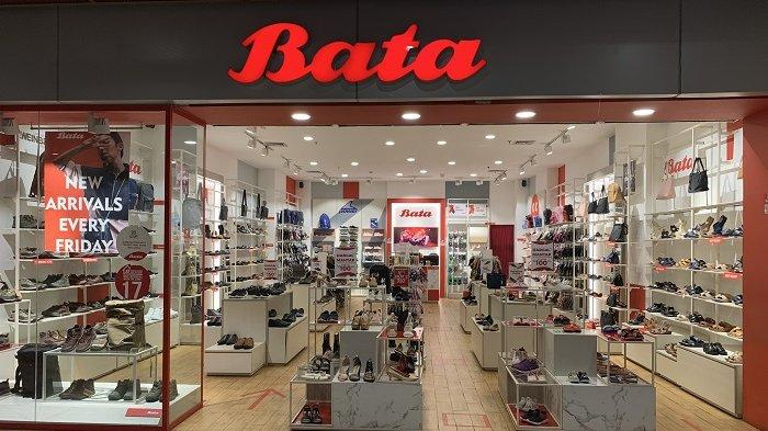 Rp 350 Ribu Dapat 2 Pasang Sepatu Pria di Bata Nipah Mall