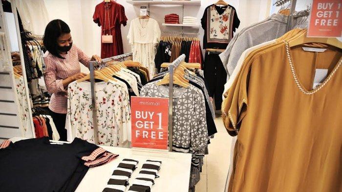 FOTO: Minimal MaRI Promo Buy 1 Get 1 Selama Bulan Januari