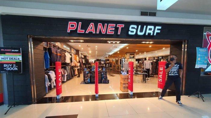 Beli 2 Hanya Rp 300 Ribu Hingga Diskon 50% di Planet Surf MaRI
