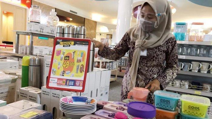 Bertabur Diskon Di Tsm Makassar Mulai Perlengkapan Rumah Tangga Tribun Timur